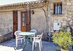 Location vacances Entrechaux - One-Bedroom Holiday Home in St Marcellin Les Vais.-1