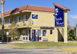 Hôtel Riverside - Sands Motel-2