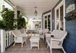 Hôtel Brooklyn - Bibi's Garden Bed & Breakfast-1