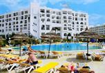 Hôtel Yasmine Hammamet - Yasmine Beach-4