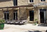 Hôtel Cavaillon - B&B - Le Domaine des Bartavelles-3