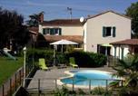Location vacances Monsireigne - Chambre d´hôtes La Jonchère-2