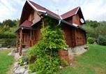 Location vacances Kaplice - Holiday home Moc-1