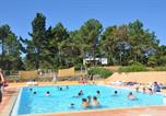 Camping avec WIFI France - Camping Le Domaine des Pins-1