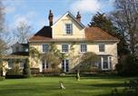 Hôtel Lavenham - The Old Rectory, Kettlebaston-1