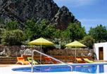 Location vacances Montejaque - Cortijo Fuente Marchal-2