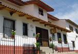 Hôtel Sayula - Meson Luna Sacra-3