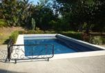 Camping  Acceptant les animaux Costa Rica - Camping Villa Cala-3