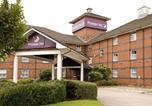 Hôtel Morley - Premier Inn Derby East-2