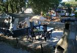 Camping Tar - Easy a Tent Bungalow Tent Zelena Laguna-4