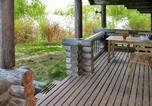 Location vacances Joutsa - Ferienhaus mit Sauna (072)-3