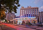 Hôtel Kılıç Aslan - Dündar Hotel-4