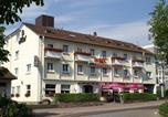 Location vacances Hombourg - Hotel Bürgerhof-1