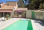 Location vacances Saint-Christol - Holiday Home Le Moulin-1