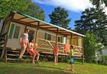 Camping avec Site nature Treignac - Campéole Le Coiroux-4