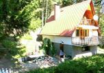 Location vacances Kučeř - Holiday Home Eva-1