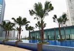Location vacances Kuala Lumpur - Vortex Suite-2