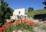 Hôtel Puget-Théniers - Le Mas : Chambres À La Montagne-2