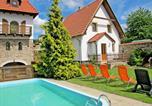 Location vacances Dubovice - Haus Vanova (100)-1