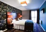 Hôtel Edimbourg - The White Lady-2