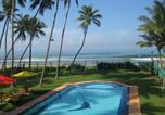 Location vacances Wadduwa - Palm Beach Villa-3