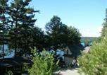 Hôtel Ashland - Boulders Lakefront Motel-1