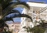 Hôtel Antofagasta - Apart Hotel Torre Zen-1