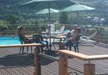 Location vacances Faucon-de-Barcelonnette - Chalet les Moineaux Chambres d'Hôtes-4