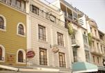 Hôtel Sultanahmet - Magnaura House Hotel-3