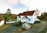 Location vacances Tvedestrand - Four-Bedroom Holiday home in Søndeled 2-3