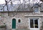 Hôtel Châteauneuf-d'Ille-et-Vilaine - Chambres d'Hôtes la Lande Grêle-4