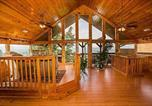 Location vacances Pigeon Forge - Champions Run by Sugar Maple Cabins-2