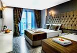 Hôtel Kemalpaşa - Grand Pamir Hotel-2