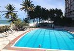 Location vacances San Juan - Oceanfront Studio in Condado Beachfront Cabin-4