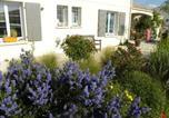 Hôtel Luçon - Chambre Ile Bleue-4