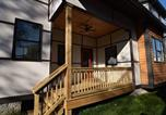 Location vacances Nashville - 1205 2nd Ave S · Luxury Urban Treehouse ★ Spectacular Skyline Views-3