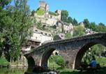 Location vacances Saint-Cyprien-sur-Dourdou - Les Roulottes de Florena-4