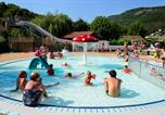 Camping avec Parc aquatique / toboggans Neydens - Camping Ile de la Comtesse-3