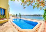 Location vacances Dubaï - Keysplease Luxury Beach Villa E2, Palm Jumeirah-3