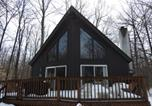 Location vacances Clarks Summit - Ahl150 Arrowhead Lakes 2 bedroom plus loft chalet sleeps 10 Home-2