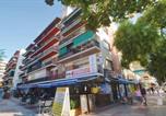 Location vacances Malgrat de Mar - Apartment Passeig Maritim I-654-4