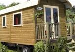 Camping avec Hébergements insolites Saint-Brevin-les-Pins - Camping Cromenach-4
