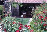 Location vacances Trevignano Romano - Studio Flat in Villa on the lake-3