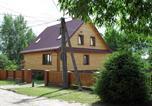 Location vacances Hajnówka - Pokoje Gościnne Szpak-3