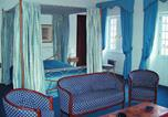 Location vacances Avallon - Holiday home Vieux Chateau Voutenay s/Cure-3