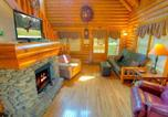 Location vacances Pigeon Forge - A Mountain Escape #281 Holiday home-4