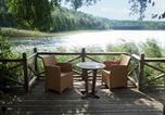 Hôtel Alt Schwerin - Kiwi Naturparkhotel am Dreier See-3