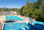 Camping avec Site nature Massongy - Camping Le Moulin-1