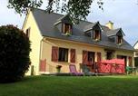 Location vacances Saint-Quentin-sur-le-Homme - Gîte Le Logis de la Baie-2