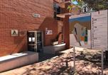 Hôtel Velez Rubio - Albergue de Calarreona-4